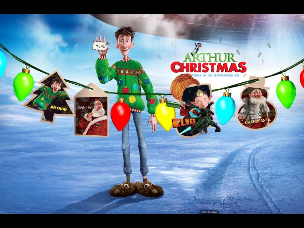 Тайните служби на Дядо Коледа (Arthur Christmas) (2011)