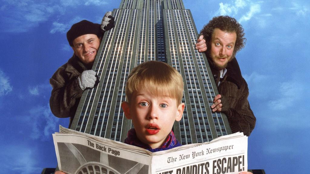 Сам вкъщи 2: Изгубен в Ню Йорк (Home alone 2 – Lost in New York) (1992)