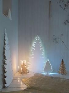оригинална коледна елха светеща