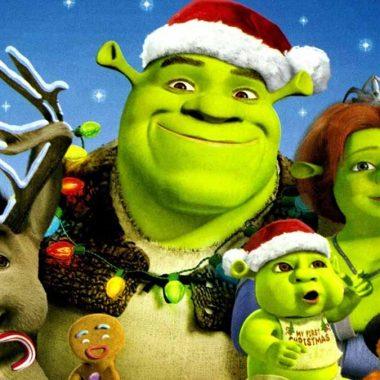 Блатната Коледа на Шрек (2007)